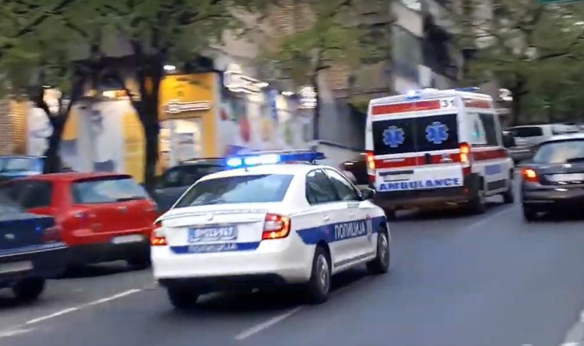 TRAGEDIJA kod Negotina: Radnik pao sa zgrade, preminuo po prijemu u bolnicu – policija vrši UVIĐAJ