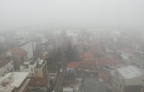 Magla Beograd