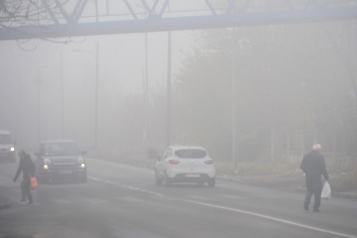 AMSS izdao UPOZORENJE: Oprez zbog sumaglice i niskih temperatura u JUTARNJIM satima