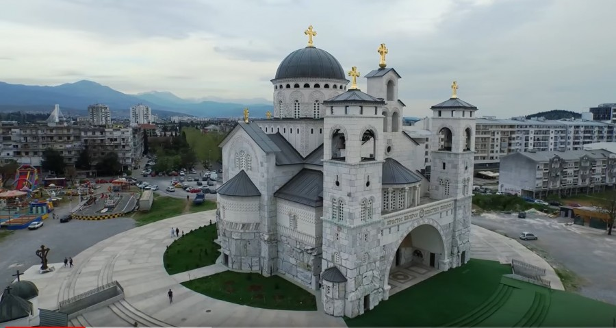 Hram Hristovog vaskrsenja Podgorica