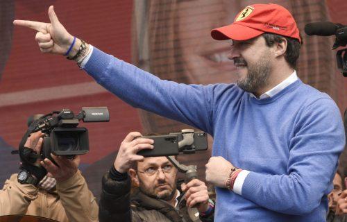 Salvini nastavlja da provocira, ovoga puta izazvao je osudu javnosti (VIDEO)