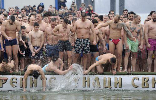 Lozničani razočarani: OTKAZANO plivanje za BOGOJAVLJENSKI krst