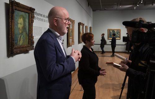 Krik teskobe: Jedini autoportret Van Goga dok je bio u ludnici