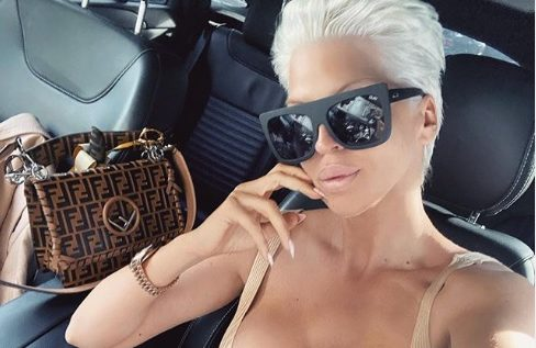 """Jelena Karleuša oduševila izgledom na snimanju """"Zvezda Granda""""! (FOTO)"""