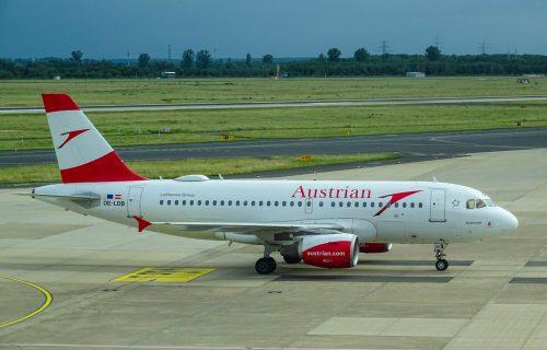 Austrijska nacionalna avio-kompanija obustavlja letove za Kinu