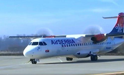 Morava aerodrom. Er Srbija