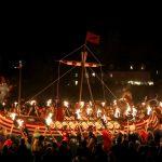 Vikinški festival vatre održan u Lerviku