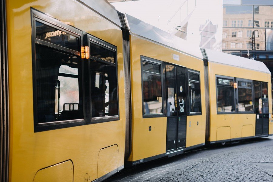 Tramvaj Nemačka