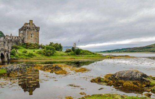 Škotska pejzaž
