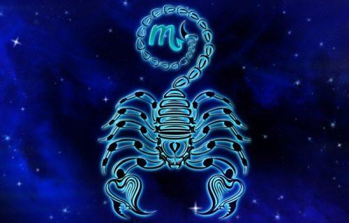 Škorpija horoskop astro
