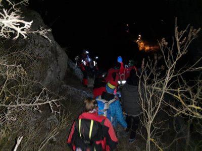 Srpkinja PALA tokom uspona na Durmitor: U toku je akcija spasavanja