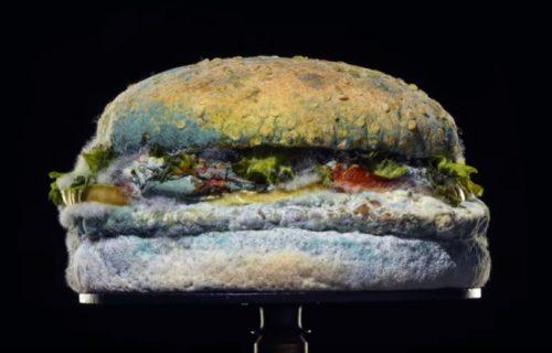Da li biste pojeli ovaj burger? (VIDEO)