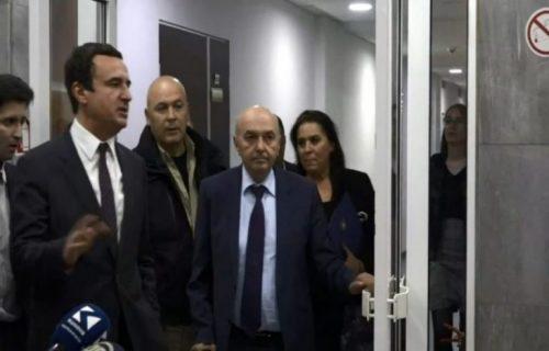 DSK usvojio koalicioni sporazum sa Samoopredeljenjem, Rama čestitao
