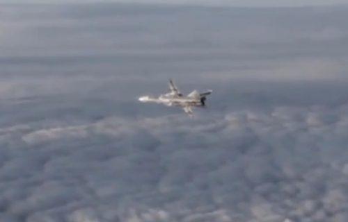 DRAMA na nebu iznad Sirije! Rakete pratile Rusku zver, ponovo viđeno ko je SILA!
