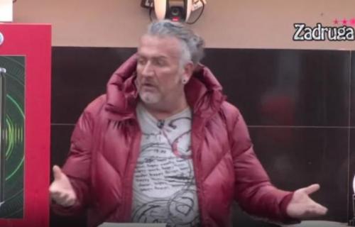 Maca zgrožen zbog higijene u Zadruzi! (VIDEO)