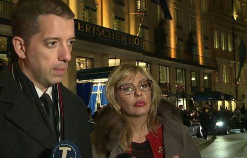 Đurić: Političari iz Prištine pokušali da vređaju Srbiju, Vučić na jasan način zatvorio usta svima