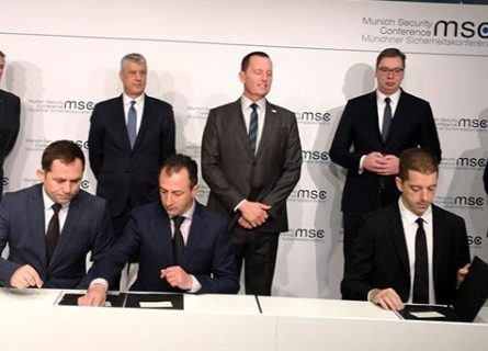 Veliki dan: Potpisana Izjava o nameri za završetak autoputa Beograd - Priština