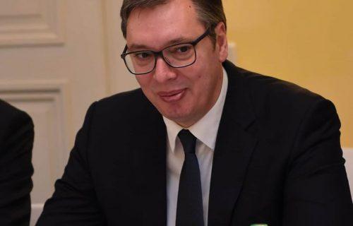 Vučić: Srećan sam što danas vidim napredak, hvala Trampu (VIDEO)