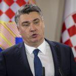 Hrvatski predsednik napustio skup zbog USTAŠLUKA: U Zadru ga dočekali simboli mržnje
