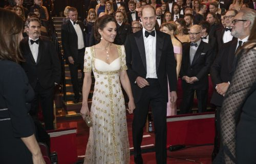 Dodela nagrada BAFTA: Kejt Midlton je ukrala šou (FOTO+VIDEO)