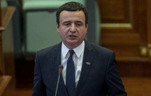 """Lažna država Kosovo odbila da komentariše """"non-pejper"""": Francuzi i Nemci zapušili usta Kurtiju"""