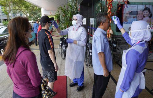 Premašen broj žrtava epidemije SARS-a: Od posledica koronavirusa preminulo 811 osoba