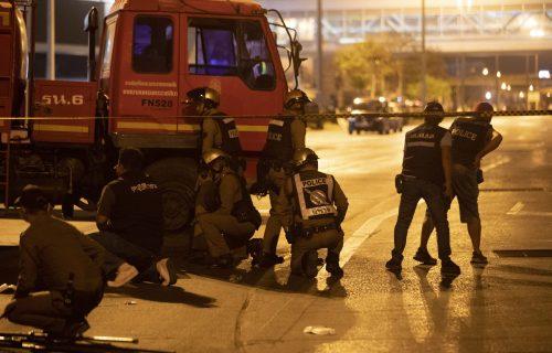 Drama na Tajlandu traje: napadač još u tržnom centru, čuju se pucnji (FOTO, VIDEO)