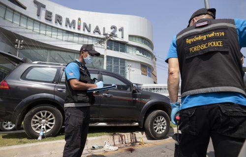 Okončana drama, bilans tragičan: Napadač s Tajlanda ubijen, usmrtio 26 ljudi, 52 ranio (FOTO)