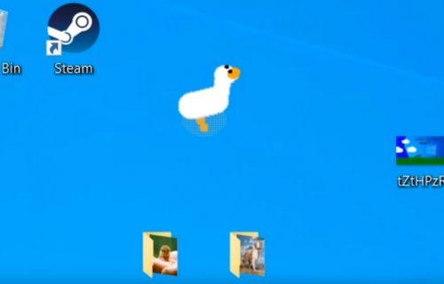 Kada Guska teroriše vaš desktop (VIDEO)