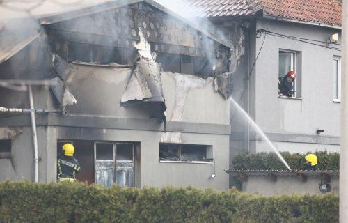 Požar u Beogradu, dim stigao i do auto-puta (FOTO+VIDEO)