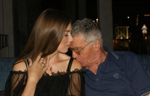Posle Milojka, Milijana ponovo sa dosta STARIJIM muškarcem: Sada je sa Milošem koji ima 61 GODINU! (FOTO)