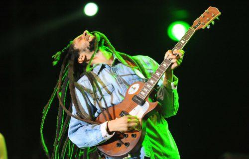 Nišville u bojama Jamajke: Legenda rege muzike na zatvaranju festivala (VIDEO)