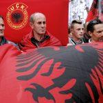 SRAMNA provokacija Albanaca: Na Košarama osvanuo uvredljiv pano - veličaju terorističkog vođu OVK (FOTO)