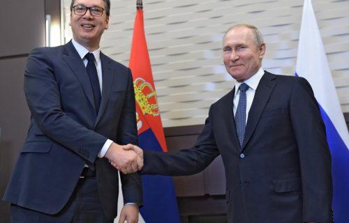 Vučić i Putin potpisuju KAPITALNI UGOVOR: Vrednost radova je čak 1,3 milijarde evra