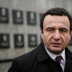Ne zna se gde je: Kurti se NIJE VRATIO na Kosovo nakon sastanka u Briselu