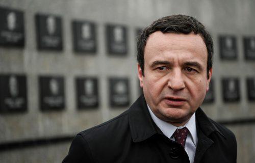 """""""Nema pomirenja bez izvinjenja"""": Kurti planira da tuži Srbiju zbog navodnog genocida"""