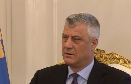 Rusija o optužnici protiv Tačija: Dokaz neosnovanosti takozvane kosovske državnosti