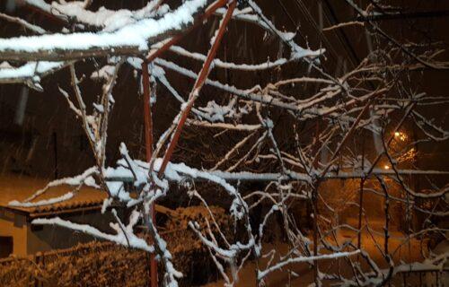 Pašće prvi sneg u Srbiji? Evo kakvo nas vreme sutra očekuje