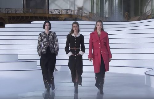 """ŠANEL"" ĆE PREŽIVETI! Predstavljena nova kolekcija, modni svet odahnuo (VIDEO)"