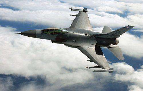 HRVATSKA SE NAORUŽAVA? Predstavnici Zagreba pregovaraju o kupovini borbenih aviona F16