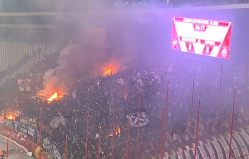 SIROMAŠNA PONUDA NA TERENU Predsednik Partizana ne želi skupo da plati stolice sa Marakane!