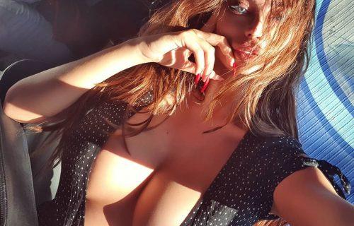 Zbog Soraje gori Instagram: Sve je naučila, i da pozira i da se napući, ali Fotošop nikako da savlada!