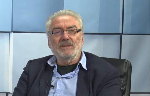 Branimir Nestorović pulmolog