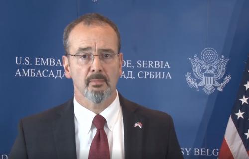 """""""Sastanak u Beloj kući nije otkazan"""": Godfri o sledećem koraku u dijalogu Beograda i Prištine"""