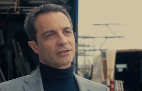 """""""Mi smo neke stvari prekasno shvatili"""": Italijanski glumac iz """"Južnog vetra"""" ima važnu poruku za Srbe! (VIDEO)"""
