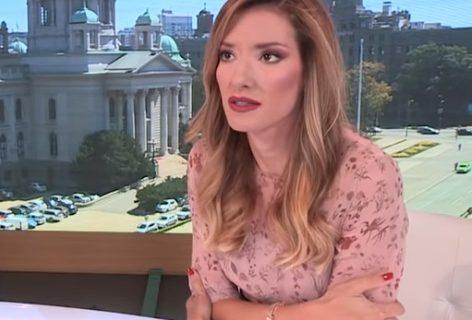 Jovana Joksimović se oglasila posle odlaska sa TV Prve: Objavila ZANIMLJIVU PORUKU na Instagramu (FOTO)