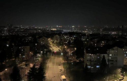 APLAUZ I PESMA sa prozora i terasa: Cela Srbija podržava naše medicinske radnike (VIDEO)