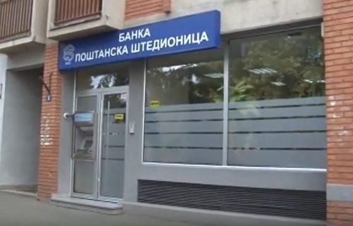 Poštanska štedionica, u saradnji sa policijom, sprečila veliki napad tokom noći na bankomate