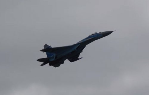 Srušio se ruski avion u more: Pilot se katapultirao, TRAGEDIJA izbegnuta za dlaku