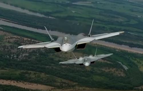 BROJEVI imaju POSEBNO značenje: OVAKO je Su-57 dobio ime